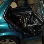 Mid-engine E30 BMW M3