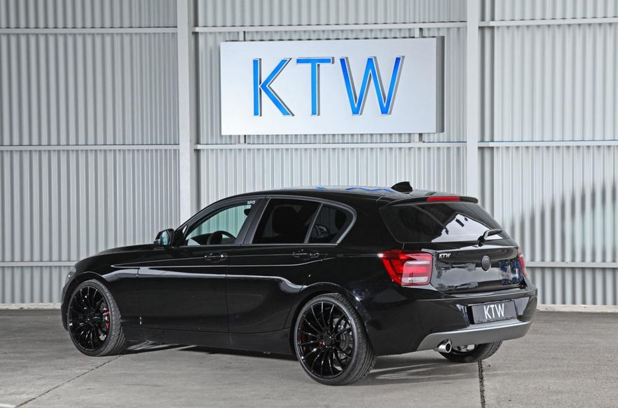 BMW 116i by KTW Tuning