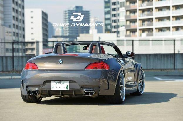 E89 BMW Z4 by Duke Dynamics