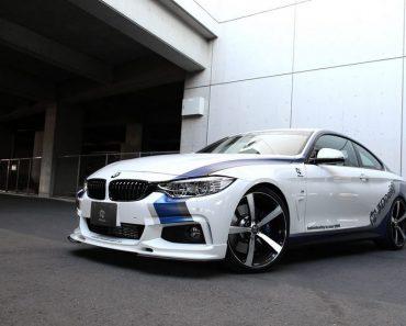 3D Design BMW 435i M-Sport