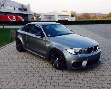 BMW 118d by TJ Fahrzeugdesign