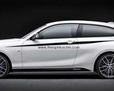 BMW 235tii Touring Rendering