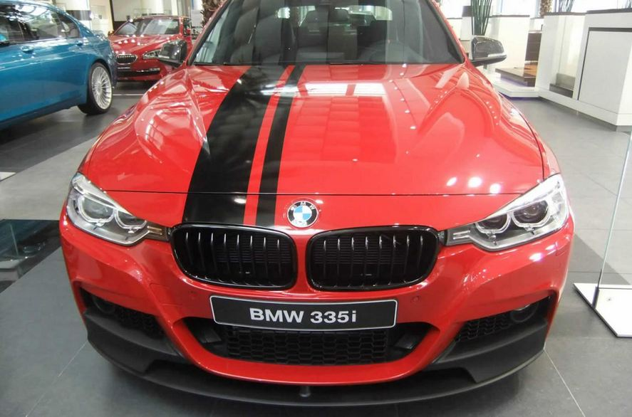 BMW 335i by Abu Dhabi Motors