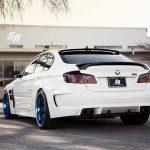 BMW M5 by SR Auto