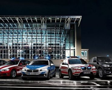 BMW Emergency Response Vehicles