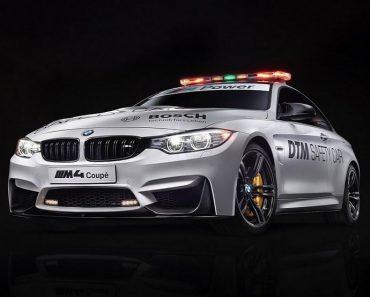 BMW M4 DTM Safety Car