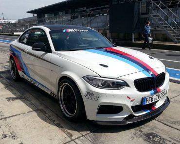 BMW M235i by Tuningwerk