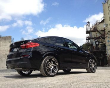 BMW X4 by Manhart