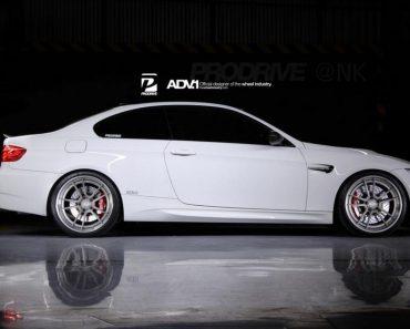 Prodrive E92 BMW M3