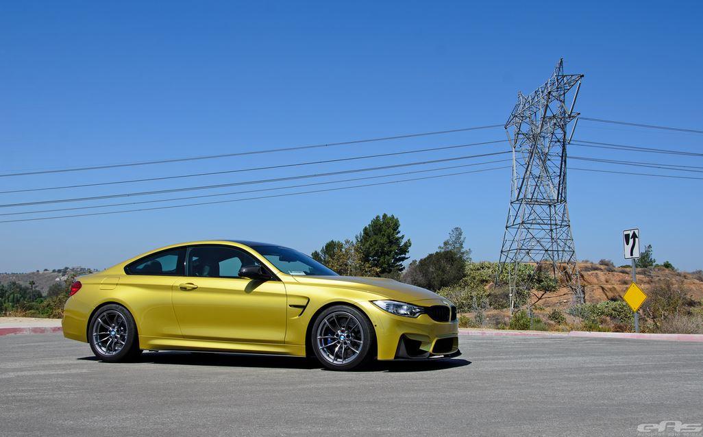 BMW M4 by EAS