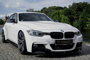BMW 3 Series body kit from TC-Concept