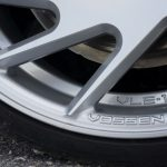 BMW 5 Series on Vossen wheels