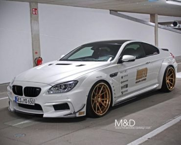 BMW 650i by M&D