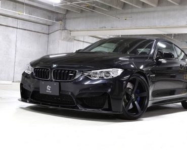 BMW M4 by MM Performance and 3D Design