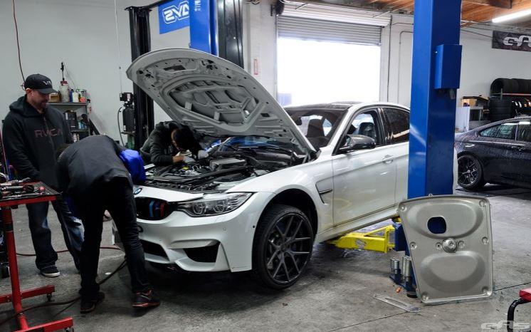 F80 BMW M3 by European Auto Source