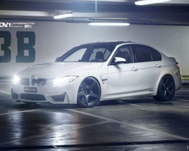 F80 BMW M3 by ADV.1
