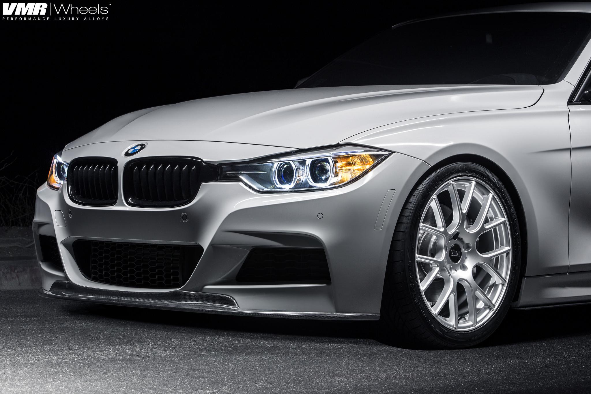 BMW 3-Series by VMR Wheels