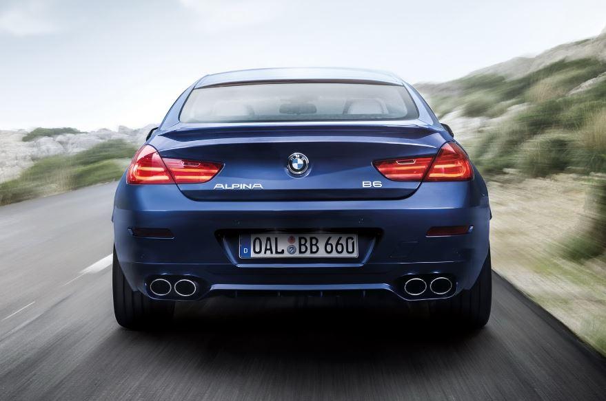 BMW B6 XDrive Gran Coupe by Alpina