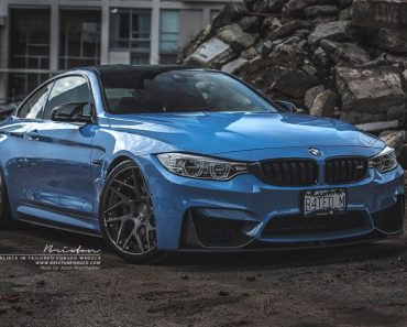 BMW M4 by Brixton Wheels