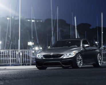 BMW M4 by VMR Wheels