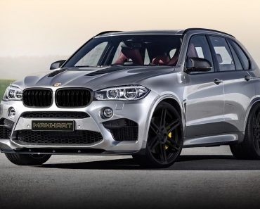 BMW X5 M by Manhart Racing