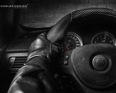 E92 BMW M3 Coupe by Carlex Design