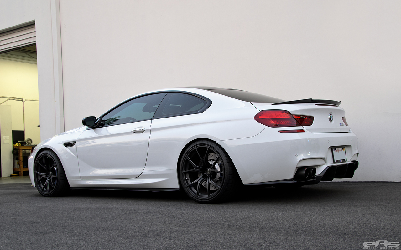 F13 BMW M6 by European Auto Source