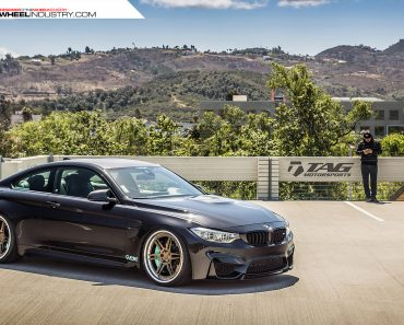 F84 BMW M4 by ADV.1 Wheels