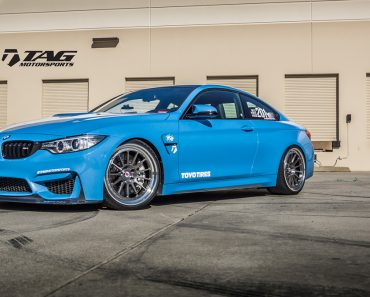 BMW M4 by HRE Wheels