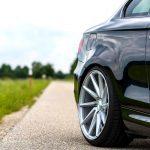 BMW 1 Series Coupe Riding on Vossen CVT Wheels