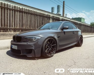 BMW 1-Series M Coupé by Carbon Dynamics