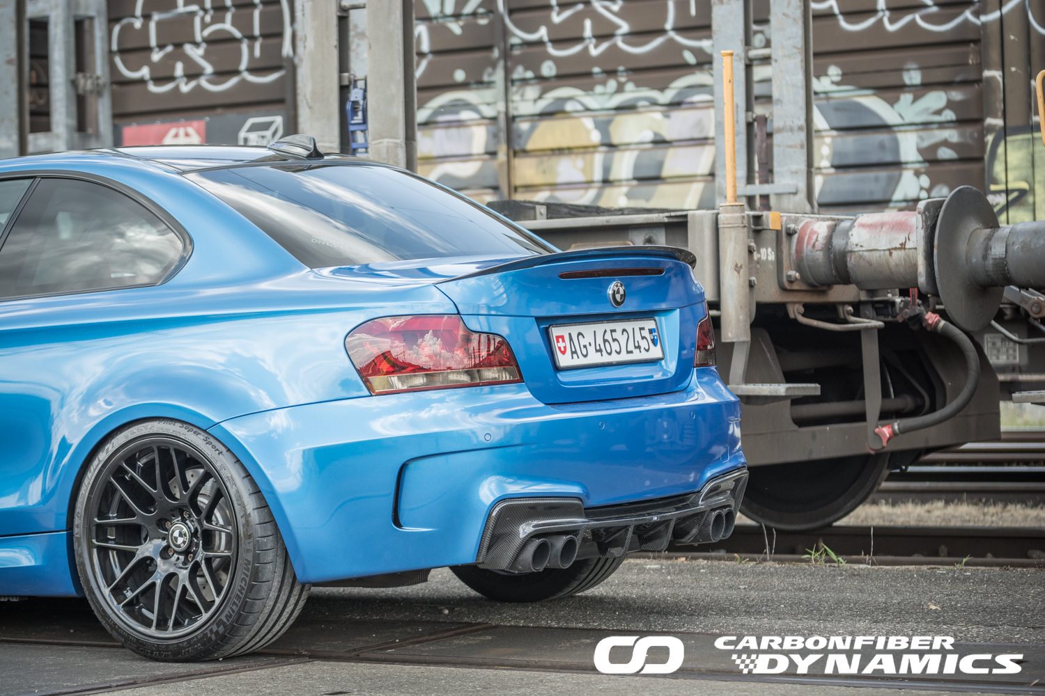 Bmw 1 Series M Coupe By Carbon Dynamics Bmw Car Tuning