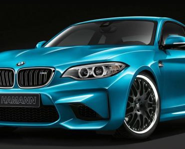 2016 BMW M2 by Hamann