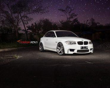 BMW 1M with ADV5 MV.2 Wheels (3)