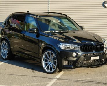 BMW X5M  X6M Upgrade Kit by DAHLER (1)