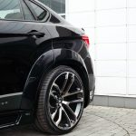 Black Lumma Bmw X6 By Topcar Bmw Car Tuning
