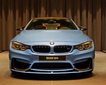 Yas Marina Blue F82 BMW M4  (8)