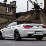 Noelle Motors Upgrades BMW M6 Convertible (4)