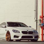 BMW M6 Sits on ADV.1 Wheels (14)