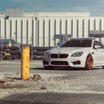 BMW M6 Sits on ADV.1 Wheels (4)
