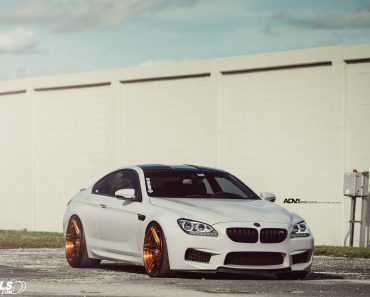 BMW M6 Sits on ADV.1 Wheels (7)