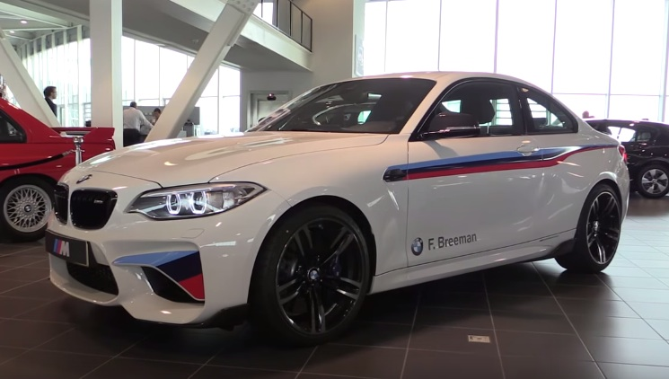 2016 BMW M2 M Performance Parts
