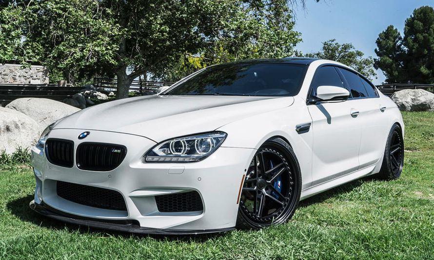 F14 BMW M6 Gran Coupe