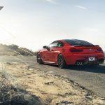 BMW M6 with 21-inch Carbon Graphite Alloys by Vorsteiner (2)