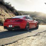 BMW M6 with 21-inch Carbon Graphite Alloys by Vorsteiner (4)