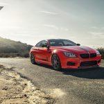 BMW M6 with 21-inch Carbon Graphite Alloys by Vorsteiner (6)