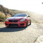 BMW M6 with 21-inch Carbon Graphite Alloys by Vorsteiner (8)