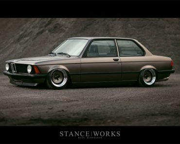 E21 BMW 320i