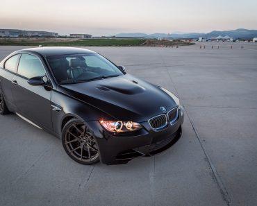 E92 BMW M3 on Vorsteiner Wheels (9)