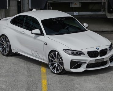 F22 BMW M2 by Dahler Design & Technick